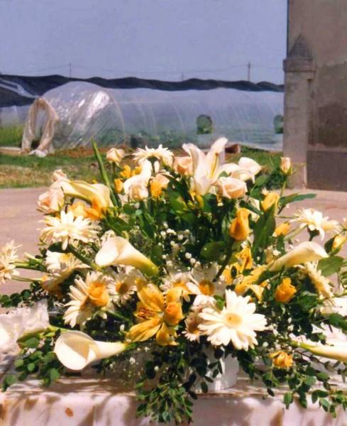 spesso Prezzi addobbi floreali e allestimenti per matrimonio con rose e DN84