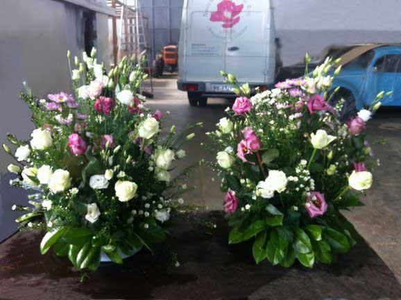 Estremamente Prezzi addobbi floreali e allestimenti per matrimonio con rose e VM23